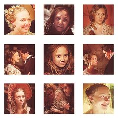 Les Mis (2012) | Amanda Seyfried and child actress Isabelle Allen play Cosette in the big screen adaptation of Les Miserables.