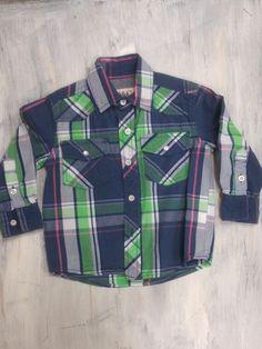 PD&C Button Down Shirt- 2T