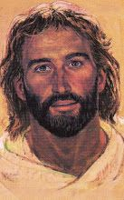 this print hangs in my office and bedroom- a lifetime favorite painting of Jesus