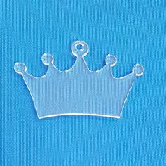 Acrylic Keychain Crown (Package.Price)