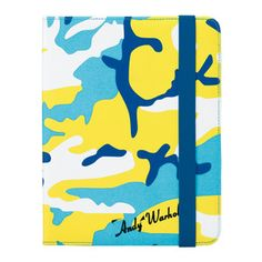 Book Jacket iPad 2 Camo now featured on Fab. [Andy Warhol, Incase]