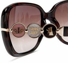 JUICY COUTURE Sunglasses                                                                                                                       ✺ꂢႷ@ძꏁƧ➃Ḋã̰Ⴤʂ✺