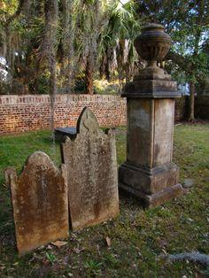 fycharleston:    Yeamans Hall Plantation CemeteryHanahan, SC