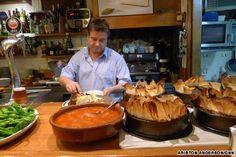 La Vina San Sebastian Spain | San Sebastian's amazing Michelin street dining