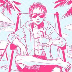 Where are you Levi ? Ereri, Levihan, Aot Anime, Manga Anime, Levi Ackerman, Me Me Me Anime, Anime Guys, Aot Memes, Attack On Titan Ships