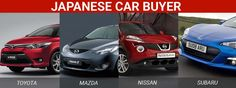 We Buy Japanese Cars, Mazda, Nissan, Mitsubishi, Toyota Car Buyer Car Buyer, Toyota Cars, Japanese Cars, Subaru, Mazda, Nissan, Abandoned, Scrap, Vehicles