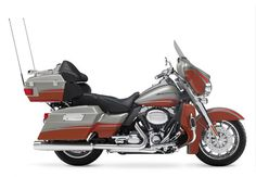 2009 Harley-Davidson FLHTCUSE4 CVO Ultra Classic Electra Glide #motorcycles