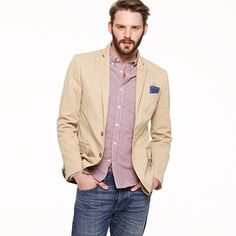 Tailored fit blazer - perfect for jeans