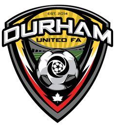 Football Team Logos, Sports Team Logos, Canada Soccer, Fifa, Exeter City, Team Player, Juventus Logo, Durham, Badge