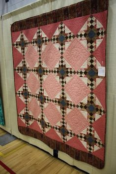 Reserved for Nadyne Quilt Top from Reproduction Fabric Civil War ... : patchwork quilt chords - Adamdwight.com