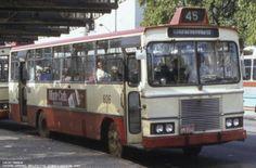 Viação Santo Antônio - linha 45 Cubango - Niterói anos 80