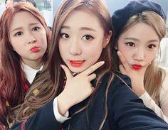 WJSN Dayoung, Yunjeong and Yeoreum