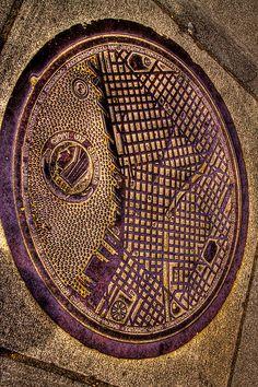 Seattle Manhole Cover