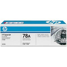 Printer Cartridges and Technology : HP CE278A  Toner Replacement- HP LaserJet Pro P160...