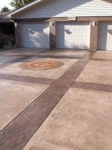 Concrete Driveways Cement Flatwork