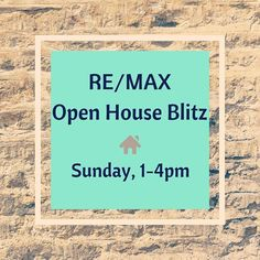 RE/MAX Spruce Grove is holding its monthly Open House Blitz today starting at 1pm. We have 11 properties available for viewing! Find more info including addresses on the RE/MAX Spruce Grove blog.   #openhouseblitz #monthly #openhouses #sprucegrove #stonyplain #realestate #sundayfunday