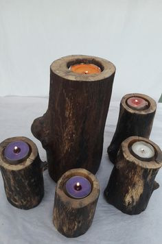 Hey, I found this really awesome Etsy listing at https://www.etsy.com/listing/496423506/wooden-candle-holderold-oakwood-candle