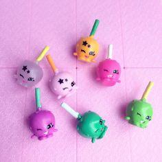 Candy Apples. 🎃 #shopkins #spkfan #shopkinsfan #shopkinslove #shopkinsworld #halloweenshopkins