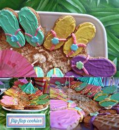 nitter butter sandal cookies | nutter butter flip flop cookies