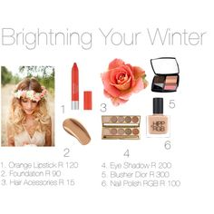 """Brightning your winter"" by carly-desantis on Polyvore"