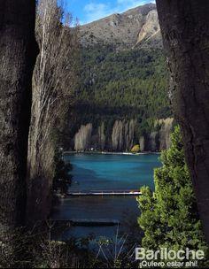 Lago Gutierrez - Patagonia - Argentina