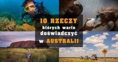 10 rzeczy, których warto doświadczyć w Australii #australia #busemprzezswiat Australia, Movie Posters, Movies, Film Poster, Films, Movie, Film, Movie Theater, Film Posters