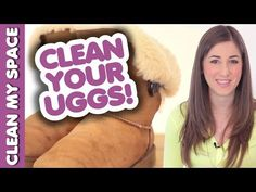 How to Clean Your Ugg Boots!