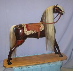 Rocking Horse Mane and Tail sets $85