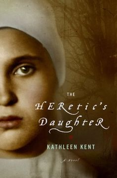 The Heretics Daughter. Just finished this powerful book. It is narrated by Sara Carrier the daughter of Martha Carrier one of the first people executed for being a witch at the Salem Witch trials. Excellent read.