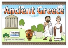 Teach your children about Ancient Greece with our bumper collection of resources!