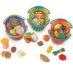 Shop Staples® for Learning Resources® New Sprouts® Breakfast, Lunch & Dinner Baskets. Enjoy everyday low prices and get everything you need for a home office or business. Get free shipping on orders of $49.99 or greater. Enjoy up to 5% back when