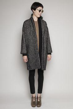 Isabel Marrant, minimalist but chic