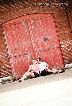 Ideas for posing couples...