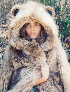 Grizzly Faux Fur Coat