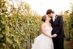Fall Trump winery wedding - kait winston photography virginia wedding photographer