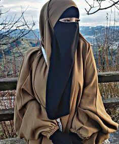 Niqab Fashion, Modest Fashion Hijab, Modesty Fashion, Arab Girls Hijab, Muslim Girls, Girl Hijab, Muslim Couples, Mode Niqab, Mode Abaya