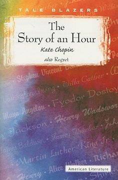 "Reseña #251 - The Story of An Hour   Autor: Kate Chopin Editorial: Tale Blazers Nº de páginas: 32 Saga: Autoconclusivo Precio: ISBN: 9780789154798 Sinopsis: In these four stories Kate Chopin subtly captures the intricate interior lives of a generation of women. From the famous proto-feminist tale ""The Story of an Hour"" to the subtly sexy ""A Respectable Woman"" Chopin sheds light on the frustrations desires and dreams of her own era and their reverberations today. Artist Gemma Correll's quirky…"