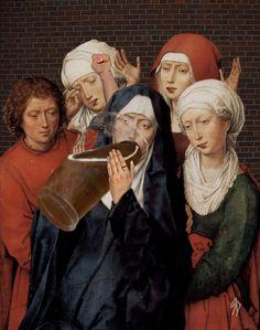 O artista James Kerr cria colagens digitais em movimento feitos a partir de pinturasrenascentista e medieval, criando hilários GIFs, onde fazem bastante sucesso em seu Tumblr.Utilizando coisas d…