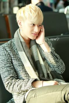 Tao - EXO exo-m exo-k exo tao sehun lay luhan Luhan, Tao Exo, Exo K, Blonde Asian, Kim Jong Dae, Huang Zi Tao, Kim Minseok, Xiu Min, Kris Wu