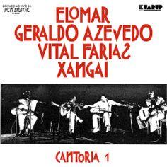 Elomar, Xangai, Geraldo Azevedo, Vital Farias - Cantoria (1984)