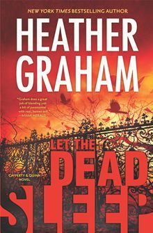 Let the Dead Sleep by Heather Graham. An object of desire? Or of fear?/embrbrIt was stolen from a New Orleans grave-the centuries-old bust of an evil man, a demonic man. It... read more at Kobo http://www.kobobooks.com/ebook/Let-the-Dead-Sleep/book-DyxrBqhLH0mkaOFejjnoEg/page1.html #ebooks