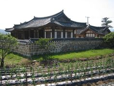 Gallery For > Traditional Korean Architecture
