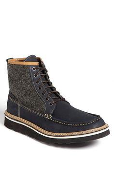 246792f51b549 Wolverine  Bento  Moc Toe Boot Vestido Con Botas