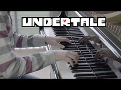 Undertale OST - Undertale (Piano Cover) - YouTube