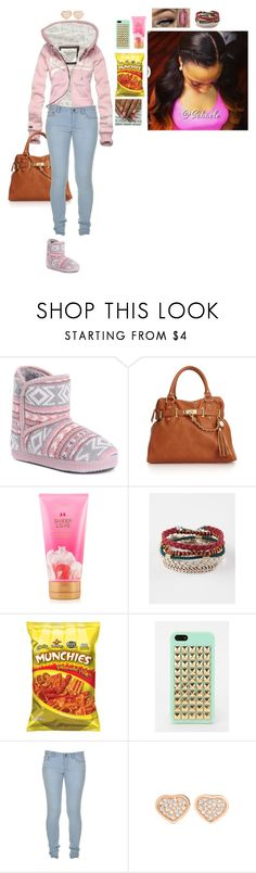 """""""Tired of school📝😴"""" by laylakristion on Polyvore featuring Muk Luks, Abercrombie & Fitch, Steve Madden, Victoria's Secret, Full Tilt, Marc by Marc Jacobs and Chopard"""