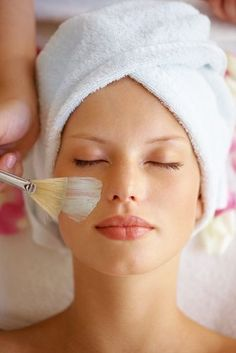 Splurge on a relaxing professional treatment every now and then...better NOW than then!