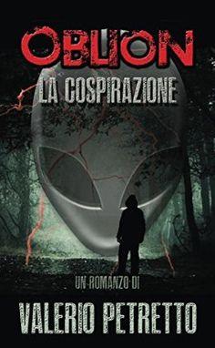 Copertina libro Oblion - La Cospirazione