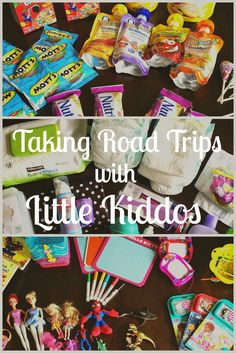 theJAR: Taking Road Trips with Little Kiddos