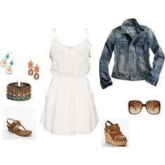 possible outfit for trip to Texas