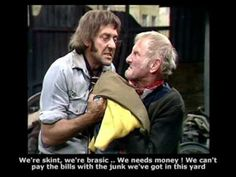 Steptoe and son Tv Theme Songs, Theme Tunes, British Tv Comedies, British Comedy, Steptoe And Son, Tv Themes, Perfect Strangers, Laurel And Hardy